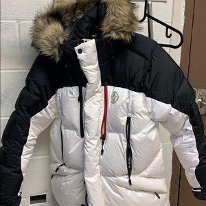 Winter jacket skie